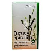 Cápsulas de fucus + spirulina