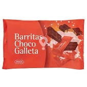 Chocolatina barrita choco galleta mini