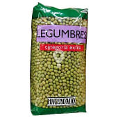 Legumbre verde grano