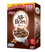 All-Bran de Kellogg's Cereales de Chocolate