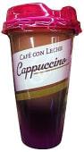 Café con leche cappuccino líquido