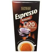 Cafe monodosis natural Nº4 (sabor y cuerpo) para cafetera espresso