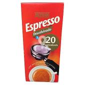 Cafe monodosis descafeinado Nº 3 medio para cafetera espresso