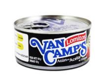 Atun Van Camps Aceite 184G