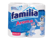 Papel H. Familia Aroma X 4
