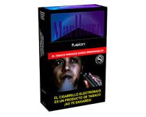 Cigarrillo Marlboro Fusion X 20