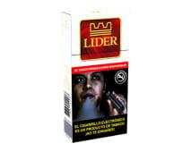 Cigarrillo Lider X 10