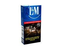 Cigarrillo L&M Blue Label X 10