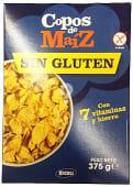 Cereal copos maíz sin gluten