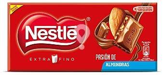 Chocolate con almendras extrafino