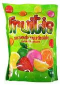 Caramelo masticable sabores fruitis