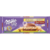 Chocolate Milka con Galleta Chocoswing