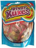 Surtido diverxuxes (escalofrio, bolsa golosinas, frutixuxes, pastillitas, golosina envuelta y golosina fresa)