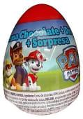 Huevo chocolate crema con disquitos y sorpresa