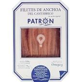Filetes de anchoas del Cantábrico en aceite vegetal