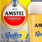 Cerveza Amstel Radler (33cl)