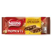 Nestlé Moments Chocolate de Leite c/ Amendoim 90g