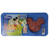Hamburguesas de ternera Mickey