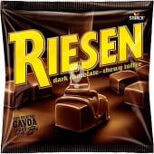 Chocotoffes de chocolate negro