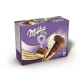 conos de chocolate y vainilla estuche 400 ml