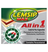 Lemsip Max All In One Caps