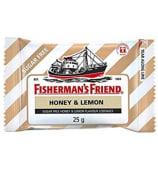 Fisherman's Friend Honey and Lemon