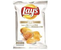 Patatas sabor a mostaza y miel