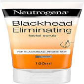 Neutrogena Blackhead Eliminating facial scrub