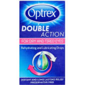 Optrex double action