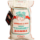 Arroz bomba D.O. Calasparra