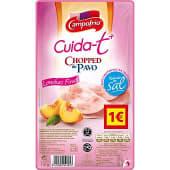 Chopped de pavo en lonchas Cuida-t+