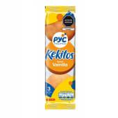 Bimbo Keke Pyc Vainilla 3und