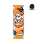 Bimbo Keke Pyc Naranja 3und