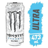 Bebida Energizante Monster Energy Ultra 473ml