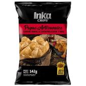Inka chips Cebolla Caramelo & Bbq 142gr