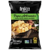 Inka Chips Jalapeño 33gr