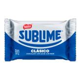 Chocolate Sublime Clásico 32gr