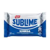 Chocolate Sublime Sonrisa 40gr