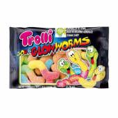Trolli Sour Glowworms 50gr