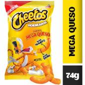Cheetos Mega Queso 74gr