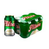 Cerveza Pilsen Six Pack Lata 355ml