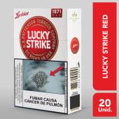 Cigarros Lucky Strike Red 20und