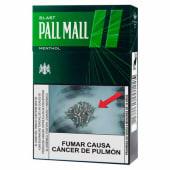 Cigarros Pall Mall Krystal Frost 20und