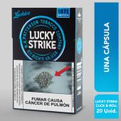 Cigarros Lucky Strike Click & Roll 20und