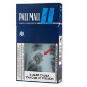 Cigarros Pall Mall Blue 10und