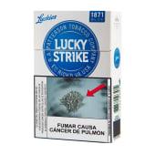 Cigarros Lucky Strike Light 10und