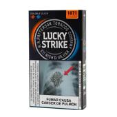 Cigarros Lucky Strike Crush 10und