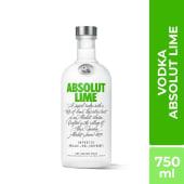 Vodka Absolut Lime 750ml