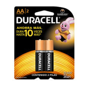 Duracell AA 1.5v x2