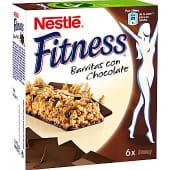 Fitness Barritas de chocolate